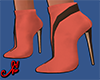 [c] KATE CORAL BOOTS