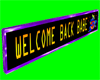 [AR]Welcome Back Banner