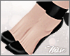n| Bow Heels Black