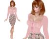 TF Pink Top & Skirt
