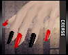 :C: Harley Quinn Nails