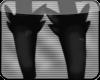 u; Black feet M