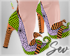 *S Halloween Shoes