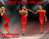GATA'S RED DRESS