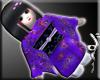 Japanese doll blueKimono