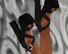 Black Wedge