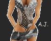 grey sexy outfit *AJ*