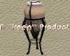 [kflh] Brz Glass Amphora