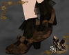 Steampunk Loli Shoes