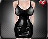 Prg1 Black Latex Dress