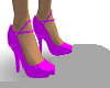 pink Pumps with straps