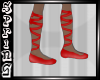 @ Mans ballet flats Red
