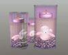 DER Wedding Candles
