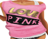 Woman's Pink Top