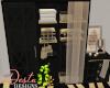 ID: Noir luxury closet
