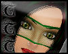 TTT Blindfold Net Grn