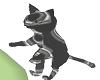shadow kitty blk/multi