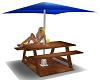Beach Picnic Table