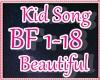 ♥ Kid Song Beautiful