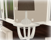 [Luv] End Table w/ Lamp