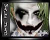 -Head- Joker Head & Mask