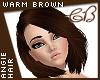 Angie - Warm Brown