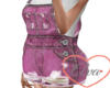 Child overall pink