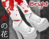 Lolita Shoes Guro B [T]
