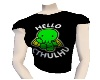 Hello Cthulu pajama top