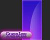 *[GJ] Blue/Purple Nails