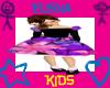 !Kids Party Dress Flora