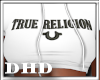 True Dvine Religion Top
