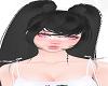 Black long hair II