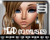 [S] No Eyelashes Sm head