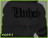 N! Unholy Jacket - Ink