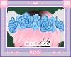 ◘Shoyu Rose Crown