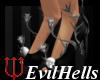 Skull Stilettoes