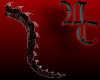 bloody black dragon tail