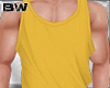 Mustard Tank Shirt