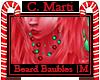 C. Marti Beard Baubles M