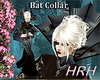 HRH Black Vampire Collar