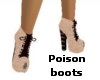poison boots