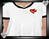 Heart Patch Crop Top