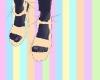 =*-*=rainbow heels=*-*=