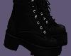 Black Satan Boots
