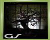 GS Black Sparkle Tree