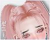 髪 2Tail Pink