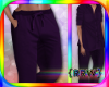 {r} Stem Purple PJ Pant