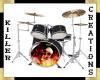 (Y71) Drums