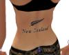 New Zealand tatt